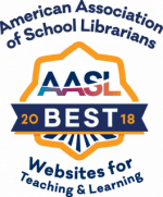 AASL best websites 2018