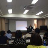 初心者ブロガーが立花岳志さんのブログセミナーに参加して大切なことを学びました。