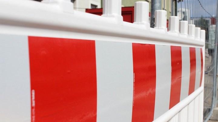 Baustelle in der Töbingstraße – Fahrbahn am Donnerstag voll gesperrt