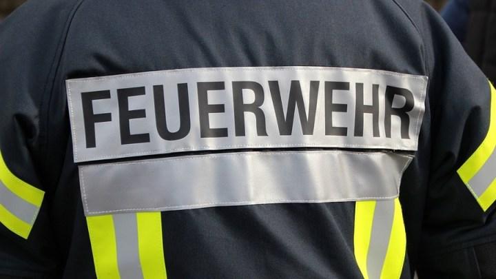 Im Umbau befindlich Fachwerkscheune gerät in Brand – 150.000 Euro Schaden