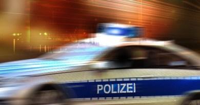 Sprengung scheitert – Duo stürzt bei Flucht vor der Polizei