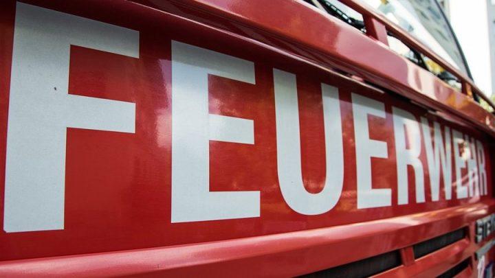 Landwirtschaftlicher Betrieb vor den Flammen gerettet – Polizei ermittelt wegen Brandstiftung – 20.000 Euro Sachschaden