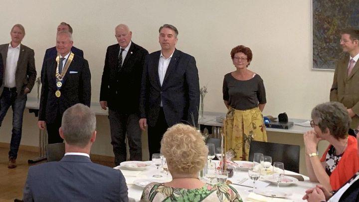 Rotary ergreift neue Möglichkeiten: Andreas Hense ist neuer Präsident des Rotary Clubs