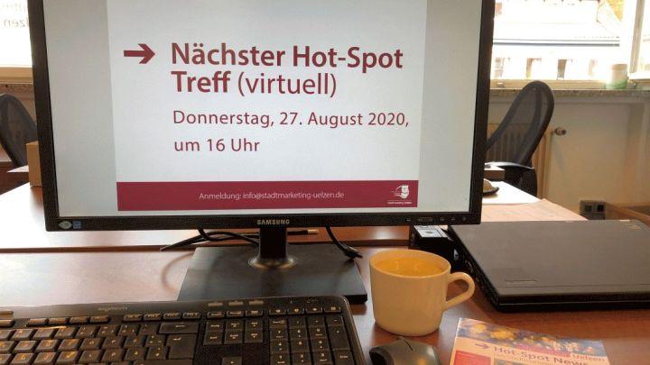 Hot-Spot Uelzen: Neuer Termin für regelmäßiges Netzwerktreffen steht fest