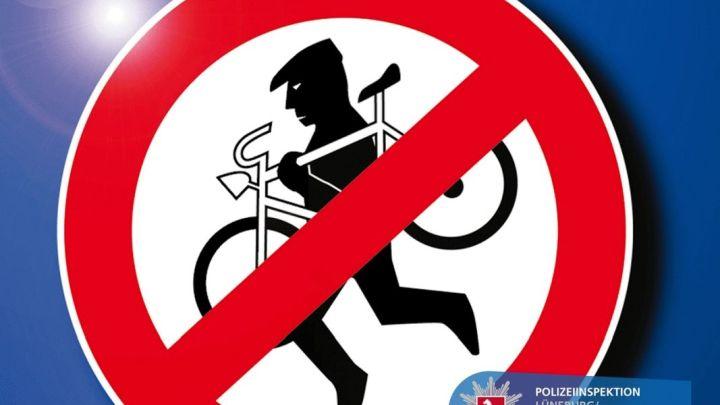 Fahrräder vor Diebstahl schützen – Codieraktionen der Polizei in Uelzen