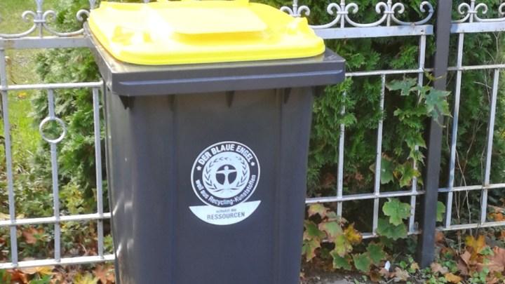 Abfallwirtschaft: Landkreis Uelzen führt Gelbe Tonne ein