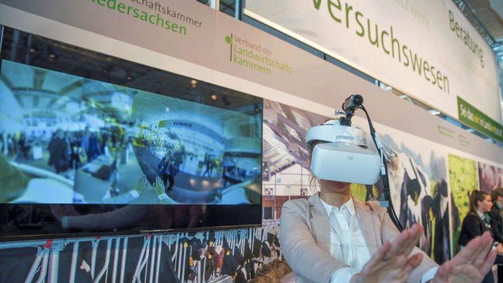 Kuhbrille der Landwirtschaftskammer gewinnt Digitalisierungspreis des Landes Niedersachsen
