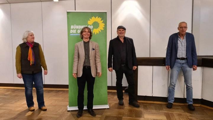 Grüne wählen Markus Jordan zum Bundestagskandidaten