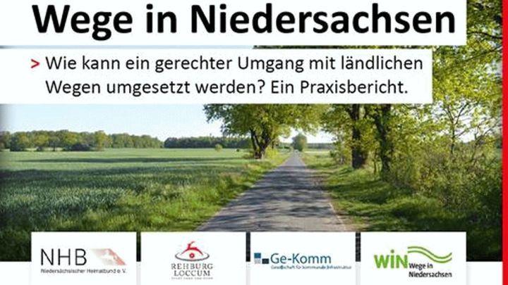 Wie kann ein gerechter Umgang mit ländlichen Wegen umgesetzt werden? Ein Praxisbericht.