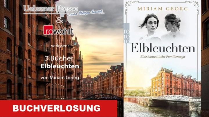 """Buchverlosung """"Elbleuchten"""""""
