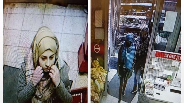 Beim Einkaufen bestohlen – Polizei sucht mit Fotos nach Täterinnen