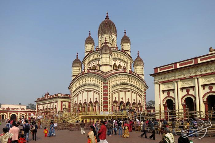 Dakshineswar-Kali-Temple-in-Kolkata-India