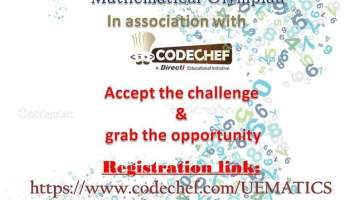 ONLINE INTERNATIONAL MATHEMATICS OLYMPIAD(IMO) - IEM UEM Group