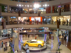 Mall and Multiplex near UEM