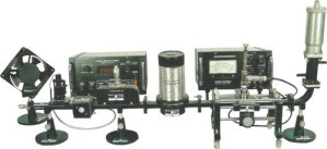 Microwave Test Bench - Gunn Charact. Based