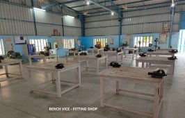 Bench Vice Fitting Shop