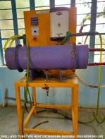 Shell Type Heat Exchanger