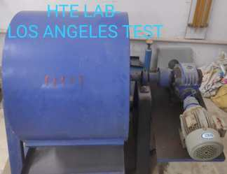 Los Angeles Test