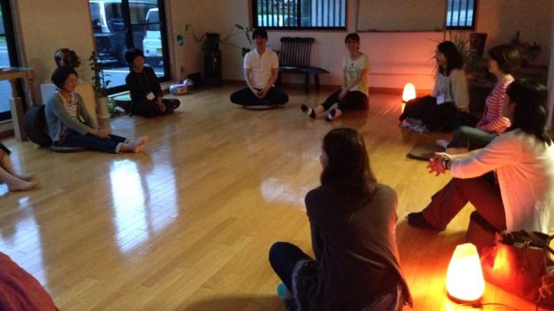 瞑想講座を始めたきっかけ