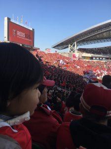 埼スタ 2017.3.4.