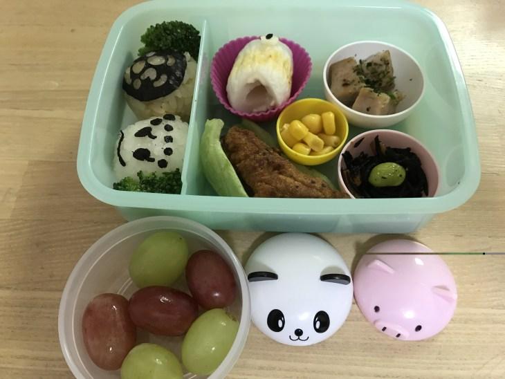 くるりんの今日のお弁当 2017.04.26.