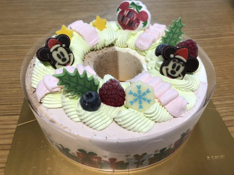 31 クリスマスケーキ