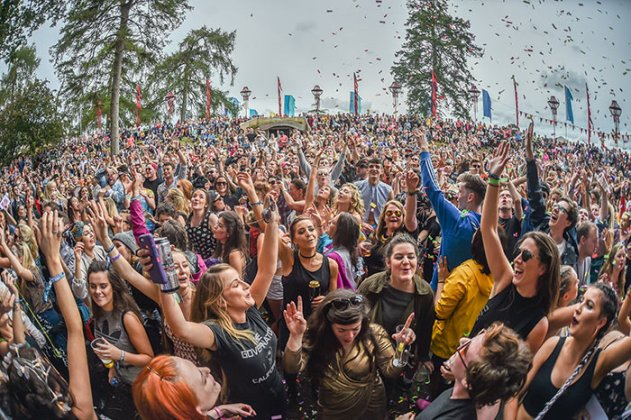 Photo by: SIng Along Social - Electric Picnic