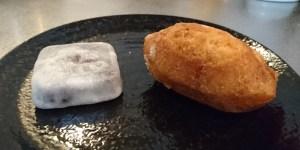 直島土産 塩ドーナツ 塩きんつば