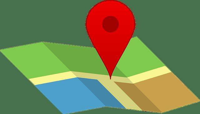 Googleマップで気になる場所に★マークを付ける【iPhone/Android】