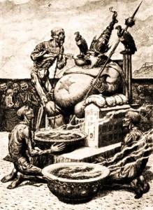 Hinko Smrekar (1883–1942): Kong Kapital