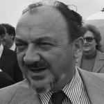 Anker Jørgensen, 1975 (foto: Nationaal Archief)