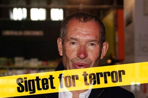 Carsten Jensen. Sigtet for terror