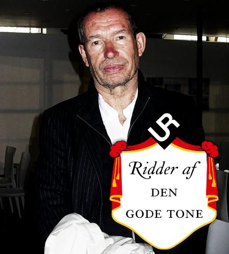 Carsten Jensen, ridder af den gode tone