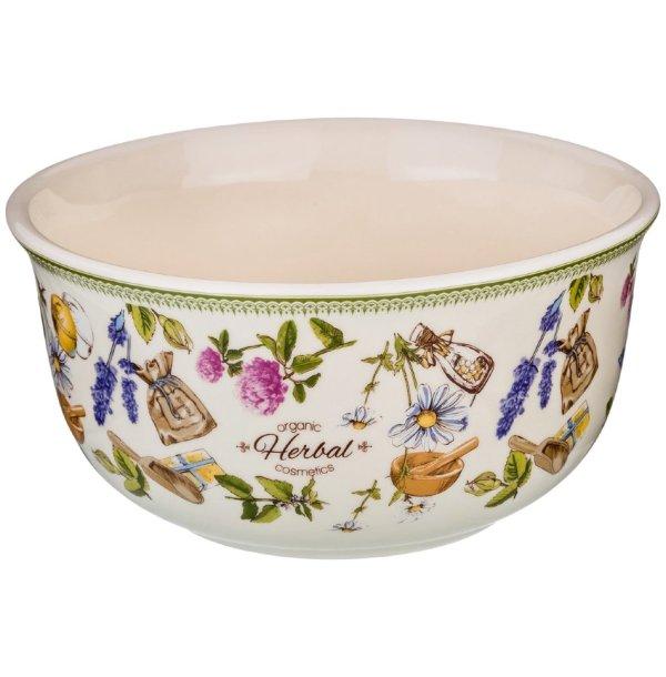 """Салатник 19,5 см """"Herbal"""" / 187489 купить в Уфе   «Посуда ..."""