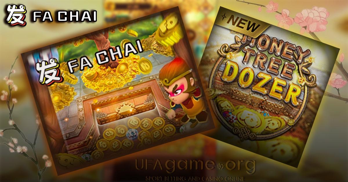 FA CHAI SLOT ที่สุดของเกมสล็อต เกมดันเหรียญเอเชียมาแรงแห่งปี