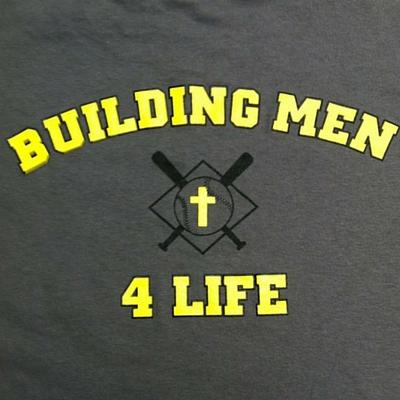 Building Men 4 Life logo