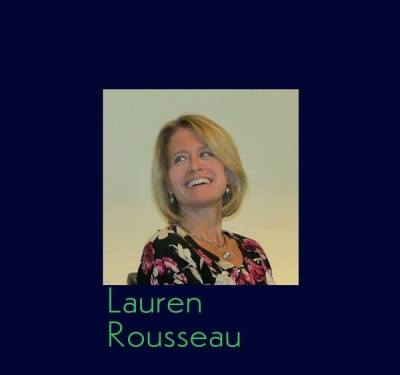 Lauren Rousseau is a founder and will speak as a recovery ally at the UFAM rally