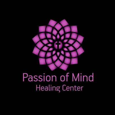 Passion of Mind healing Center logo
