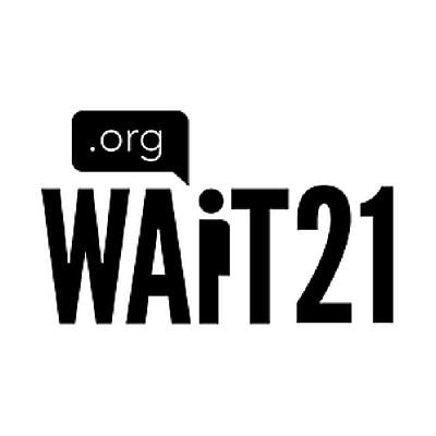 Wait 21 logo