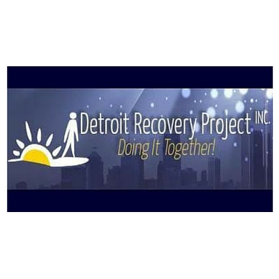 Detroit recovery project logo