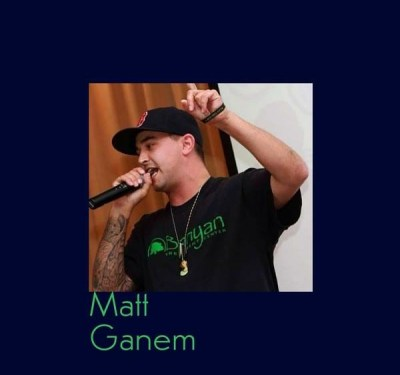 Matt Ganem the Poet pic