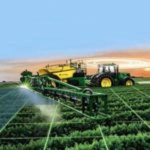 Logotipo de grupo de Agricultura de precisión