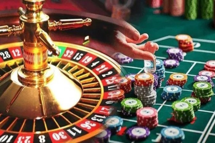 เกมรูเล็ตออนไลน์ (roulette) ลุ้นสนุก เกมเร็ว ชนะง่าย ได้เงินไว