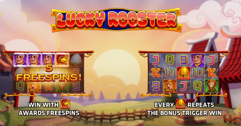 Lucky Rooster Joker Gaming