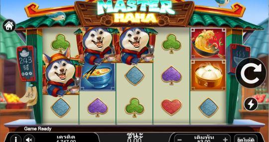 Master HaHa UFA Slot