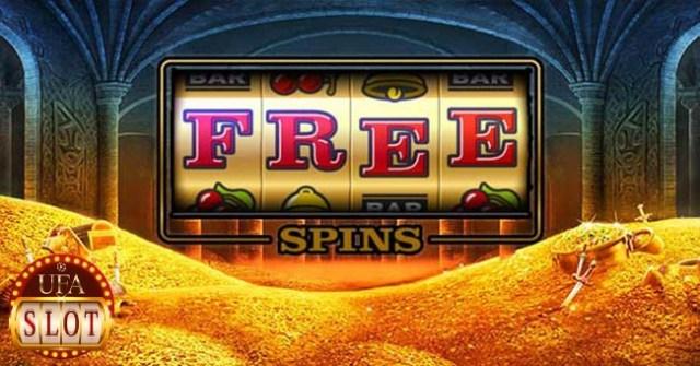 ฟรีสปิน โบนัส Slot