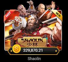 Shaolin สล็อตเส้าหลิน