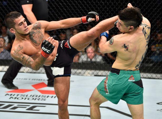 UFC Fight Night: Pettis vs. Moreno Fantasy Rewind | UFC