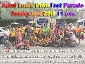 Local 655 Pride Parade