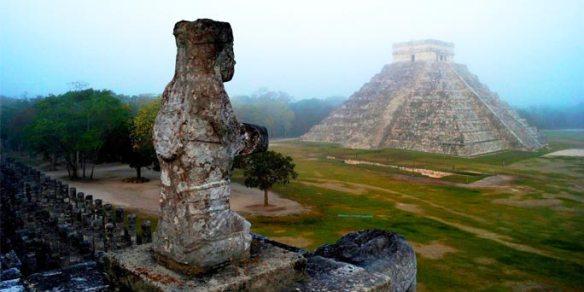 Découverte Cité Maya UFE Pérou